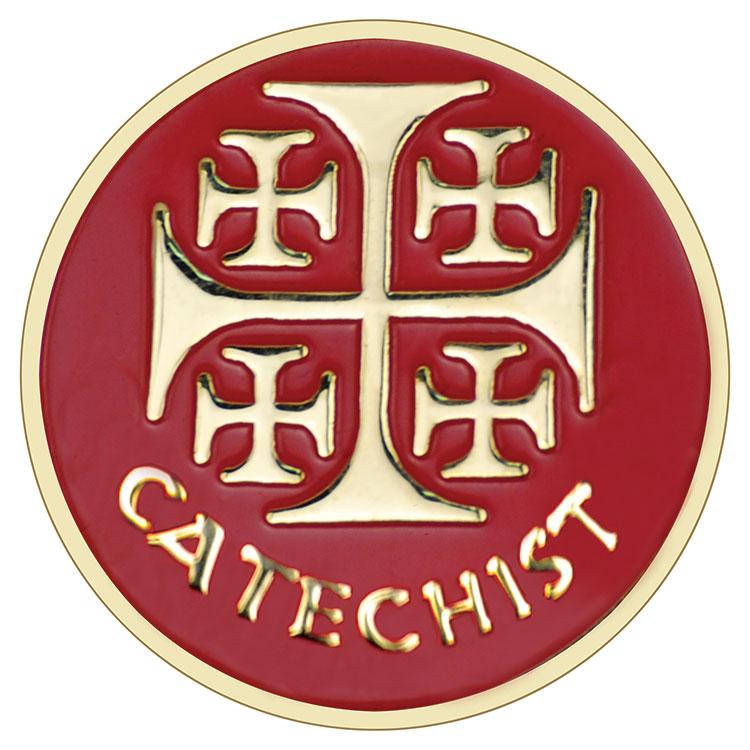 Catechist Pins Catechist Lapel Pins Terra Sancta Guild