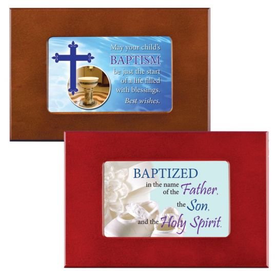 baptism keepsake boxes | baptism gifts | custom baptism gifts | terra sancta guild
