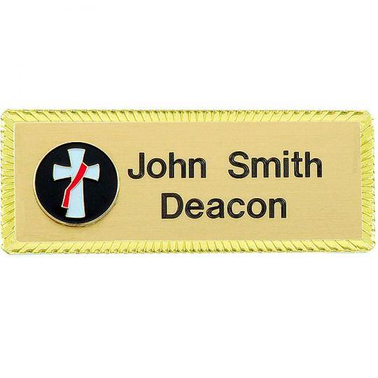 Deacon Badge