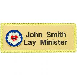 Ministry Badges